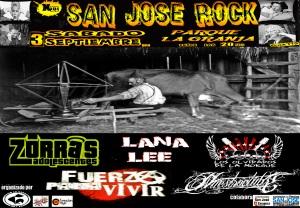 San Jose Rock 2016